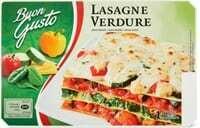 Buon Gusto Lasagne verdure 400g