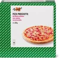 M-Budget Pizza prosciutto 3 x 350g