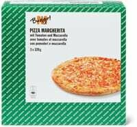 M-Budget Pizza Margherita 3 x 320g