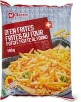 M-Classic Frites au four 500g
