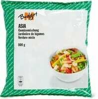 M-Budget Asia Jardinière légumes 800g