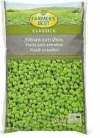 Farmer's Best petits pois extra-fins 500g