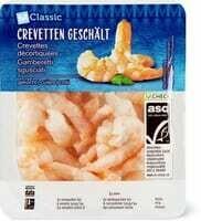 M-CLAS ASC Crevettes cuit 100g