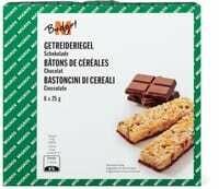 M-Budget Bâtons de céréales Chocolat 200g