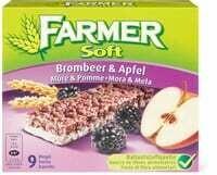 Farmer Soft Mûre Pomme 234g