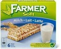 Farmer Soft Lait 174g