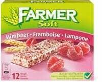 Farmer Soft Framboise 240g