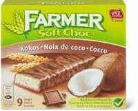 Farmer Soft choc Noix de coco 290g