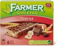 Farmer Soft choc Tourist 192g