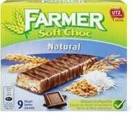 Farmer Soft choc Natural 290g