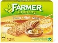 Farmer Crunchy Miel 240g