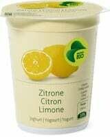 Bio Yogourt citron 180g