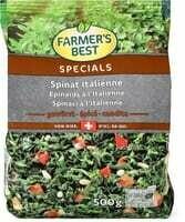 Farmer's Best Epinards Italienne 500g