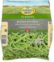 Farmer's Best Haricots verts extra 360g