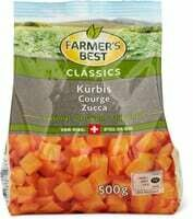 Farmer's Best Courges 500g