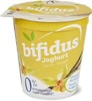 Bifidus yogourt 0% Vanille 150g