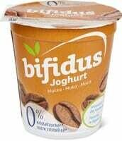 Bifidus yogourt 0% Moka 150g