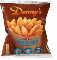 Denny's Wedges 600g