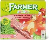 Bio Farmer junior Fraise 138g
