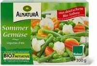 Alnatura Légumes d'été 300g