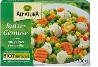 Alnatura Légumes de beurre 300g