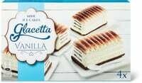 Glacetta mini Vanilla 4 x 125ml