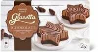 Glacetta Etoile chocolat 2 x 100ml