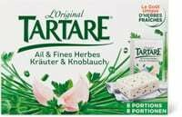 Tartare Ail & Fines Herbes 8 Portions 128g