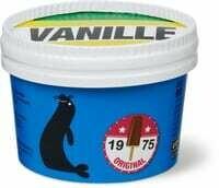 Glace otarie Crème glacée vanille 100ml