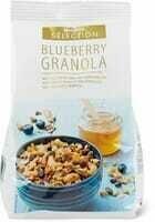Sélection Blueberry granola 400g