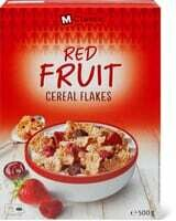 M-Classic Red fruit 500g
