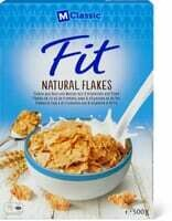 M-Classic Fit Flakes Nature 500g