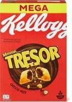 Kellogg's Tresor Choco nut 600g