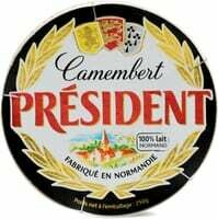 Président Camembert L'original 250g