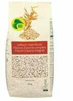 Bio Flocons d'avoine complets fins 500g