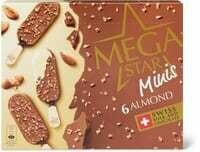 MegaStar Mini almond 6 x 65ml