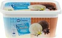 M-Classic Vanille & chocolat 1000ml