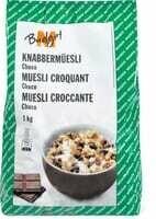 M-Budget Crunchy Müesli Choco 1kg