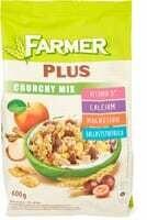 Farmer Plus Crunchy mix 600g