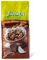 Farmer Croc Müesli Crunchy Chocolate 500g