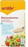 Actilife Germes de blé 250g