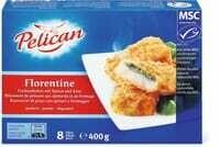 Pelican MSC Florent. Bâtonnets poisson 400g