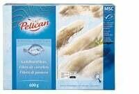 Pelican MSC Filets de carrelets 600g