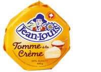 Jean-Louis Tomme à la crème 100g