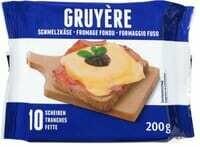 Gruyère Fromage fondu 200g
