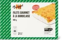 M-Budget MSC Filets Gourmet Bordelaise 400g