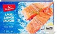 Pelican ASC Suprême saumon de l'Atlant. 250g