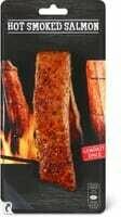 Hot smoked salmon épicé 125g