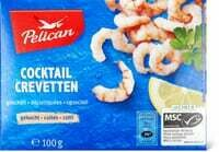 Pelican MSC Crevettes 100g