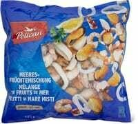 Pelican mélange de Fruits de mer cuits 500g